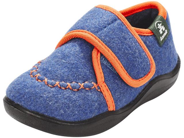 Kamik Cozylodge - Calzado Niños - azul